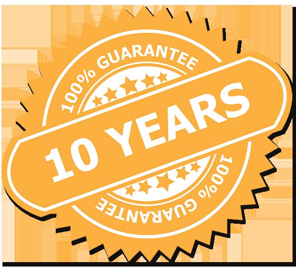 Landywood Windows 10 year guarantee